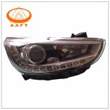 Head Lamp for Hyundai Accent'2012 Electric with Motor Russia Type