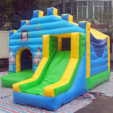 Customizable Cheap Baby Inflatable Jumping Bouncer Castle with Doors