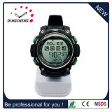 New Multi Function Plastic Case Sport Style Smartwatch with TPU Band