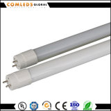High Lumen T8 Glass LED Tube for Indoor with Ce