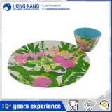 Design Melamine Plate Tableware Dinner Set