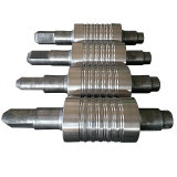 Mill Roll Price Hot Rolling Mill Rolls Threaded Steel Roller
