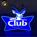 3D Illuminated LED Frame Advertising Signage Plaque Board Light Box for Wholesale Price