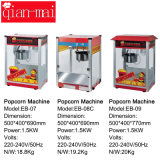 Commercial Electric Cheap Popcorn Machine with Good Quality stainless Steel