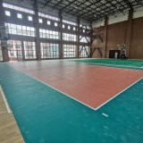 Enlio Sports Flooring for Basketball Court Badminton Court and Volleyball Court