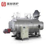 Horizontal Oil or Gas Fired 2 Ton/H Steam Boiler