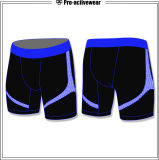 OEM Service Wholesale Men Blank Sweat Compression Shorts