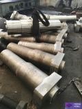 42CrMo4 Material and Spline Structure Forged Shaft