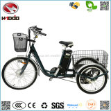 Wholesale Cheap 250W Big Electric Tricycle 3 Wheel Bike