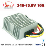 Waterproof 24VDC to 13.8VDC 10A 138W DC DC Buck Converter