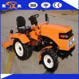 Newest Four Wheels 2WD Mini Agricultural/Farm/Garden/Lawn Tractor