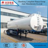 Steel Aluminum Best Price Oil Diesel Fuel Tanker Tank Semi Trailer