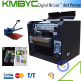Byc 168 Flatbed Digital T-Shirt Printing Machine with Good Sales