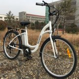 "36V 250W 26"" Competitive Advantage Lady City Electric Bike for Sale"