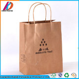 Top Fashion Simple Design OEM Recyclable Kraft Paper Bag Printing