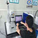 Economic China CNC Fiber Laser Engraving/Cutting Machine Printer 30W 50W Russia Rustraila