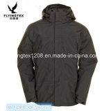 Winter Padded Hoody Jackets Wholesale 100% Polyester Apparel
