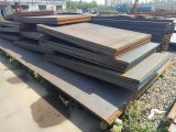 ASTM A517/En10025-2/3/4 Mild Building Structure Carbon Black Low Alloy and High-Strength Steel Sheet