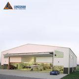 Prefabricated Light Steel Hangar Steel Structure House