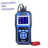 X431 VAG Full System Scanner DPF ABS Injector Coding Epb Oil Reset Tools