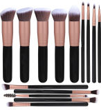 Wholesale Cosmetic Makeup Brushes Multiple Function 14PCS Private Label Maquiagem