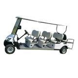 Professional 4 Wheel 8 Seat Motor Electric Car