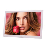 15.4 Inch 1280*800 Digital Photo Frame with Video Music Photos Playback