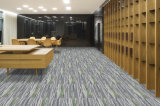 Commercial Carpet Tiles 50X50cm PP Surface Multi-Level Loop Pile PVC Backing Carpet Tiles for Office Building Use