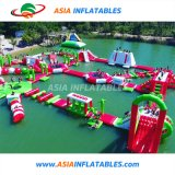Summer Water Toys Game Inflatable Water Playground with Giant Slide