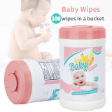 China Certified Factory Disposable Cleaning Nonwoven Soft Baby Wet Wipes