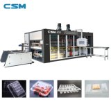 PP Catering Tray Plastic Container Lid Thermoforming Machine Vacuum Forming Machine