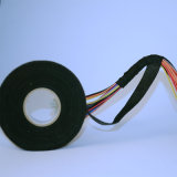 Achem Electrical 20m Gray Wire Harness Tape Automotive Jumbo Roll Heat Resistant, 32mm Diameter Core