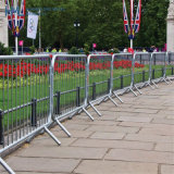 Cheap Security Pedestrian Concert Police Road Metal Crowd Control Barriers