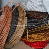 Antique -Vintage Fabric Wire