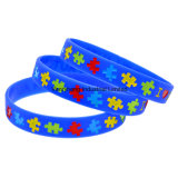 Fashion Wristband Silicone