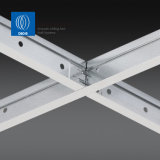 Decorative Exposed Suspended Ceiling Grid Normal Flat Plain False Ceiling T Bar