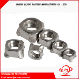 High Strength Square Nuts with Welding, Welding Nut Weld Nut