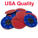 Quick Change Mini Abrasive Roloc Sanding Disc