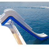 Giant Inflatable Floating Yacht Water Slide