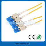 Single Mode Duplex LC Fiber Optic Patch Cord (STFC-LC-PLT)