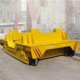 Steel Mill Transfer Car Bogie From Smelter Plant to Cast House