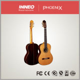 High Grade Guitar Imported Solid Spruce Advanced Rosewood Guitar Rosewood Accessory (HTCG003X)