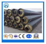 Steel Jacket Steam Insulation Pipe for High Tempertature Heating