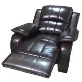 Air Leather Recliner Sofa, Modern Living Room Furniture, Hot Sell Sofa (GA03)