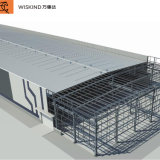 Prefabricated Steel Building/Steel Structure for Construction Building/Industry Warehouse/School with Economic Design/Best Price/Easy Fast to Install with Ce/FM