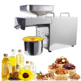 Automatic Household Flaxseed Oil Extractor Peanut Oil Press Cold Press Oil Machine