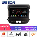 "Witson 9"" Big Screen Android 10 Car DVD for Mitsubishi Outlander 2006-2012"
