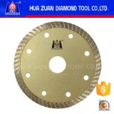 110mm Turbo Saw Blade for Dry Cutting Tiles