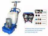 12 Heads Floor Grinder Marble Surface Grinding Machine