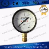 60mm 2.5′′ Use No Oil Oxygen Pressure Gauge with Pressure Releasing Hole